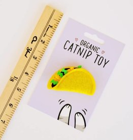 Housecat Club Catnip Taco Toy