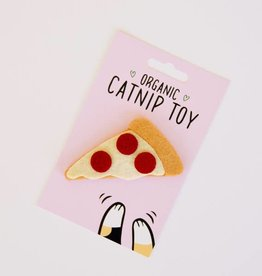 Housecat Club Catnip Pizza Toy