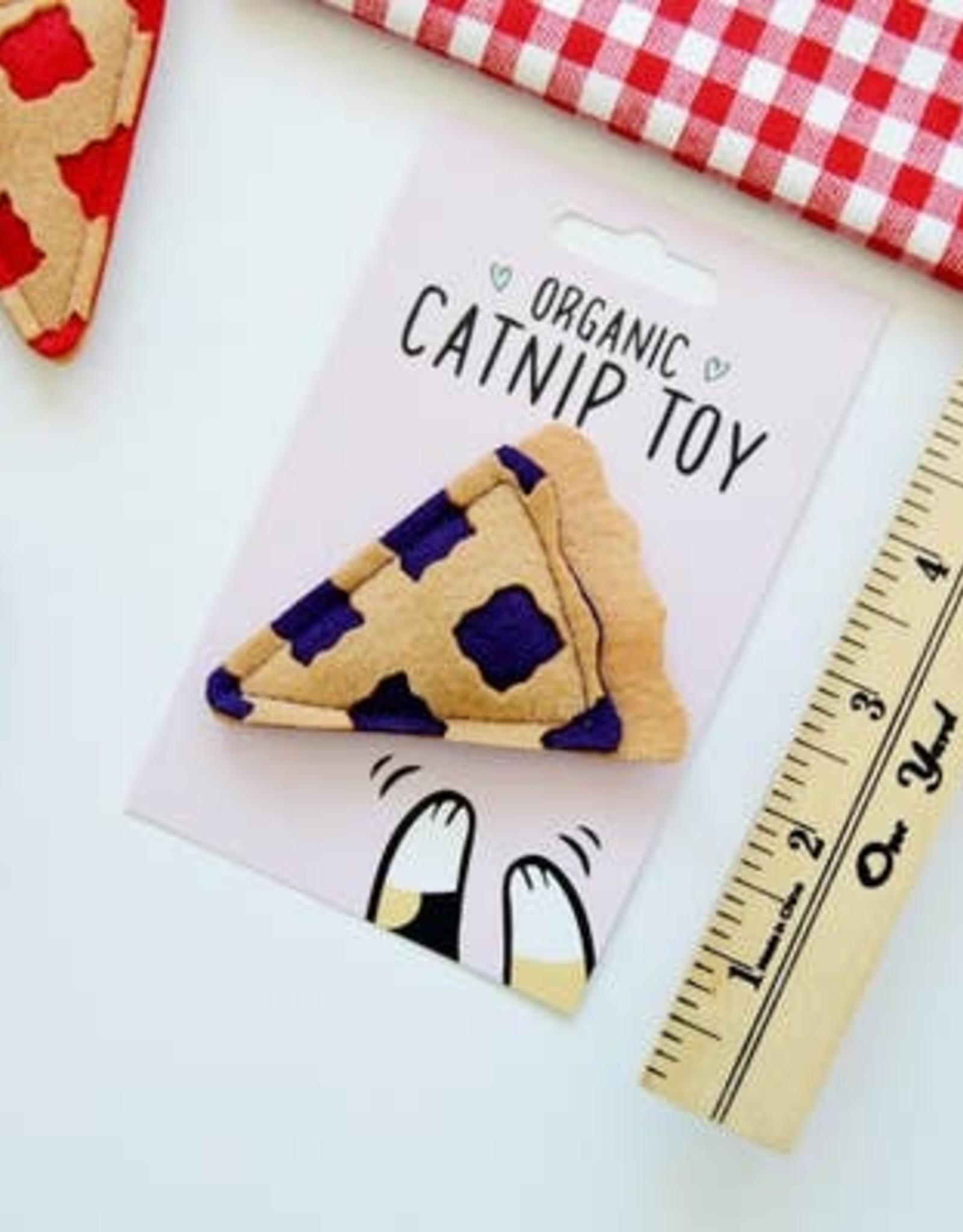 Housecat Club Catnip Pie Slice Toy