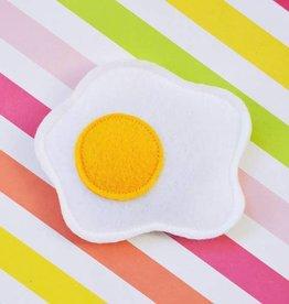 Housecat Club Catnip Fried Egg Toy