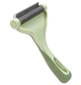 Safari Safari Shed Magic De-Shedding Tool for Medium to Long Hair
