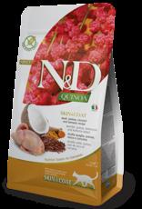 Farmina N&D Quinoa Skin & Coat Quail Cat Food - 3.3 lbs