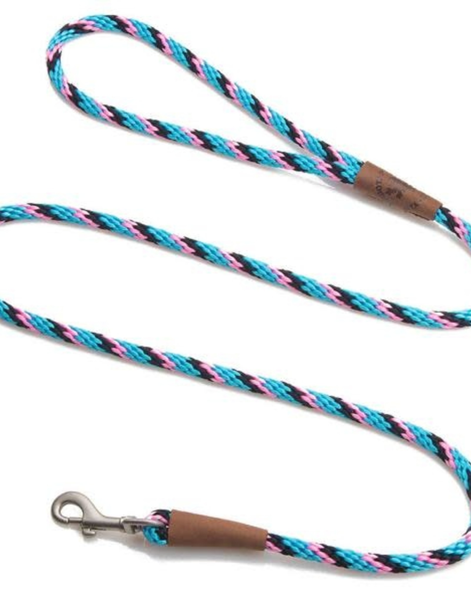 "Mendota Pet Mendota 3/8"" x 6' Snap Leash Starbright"