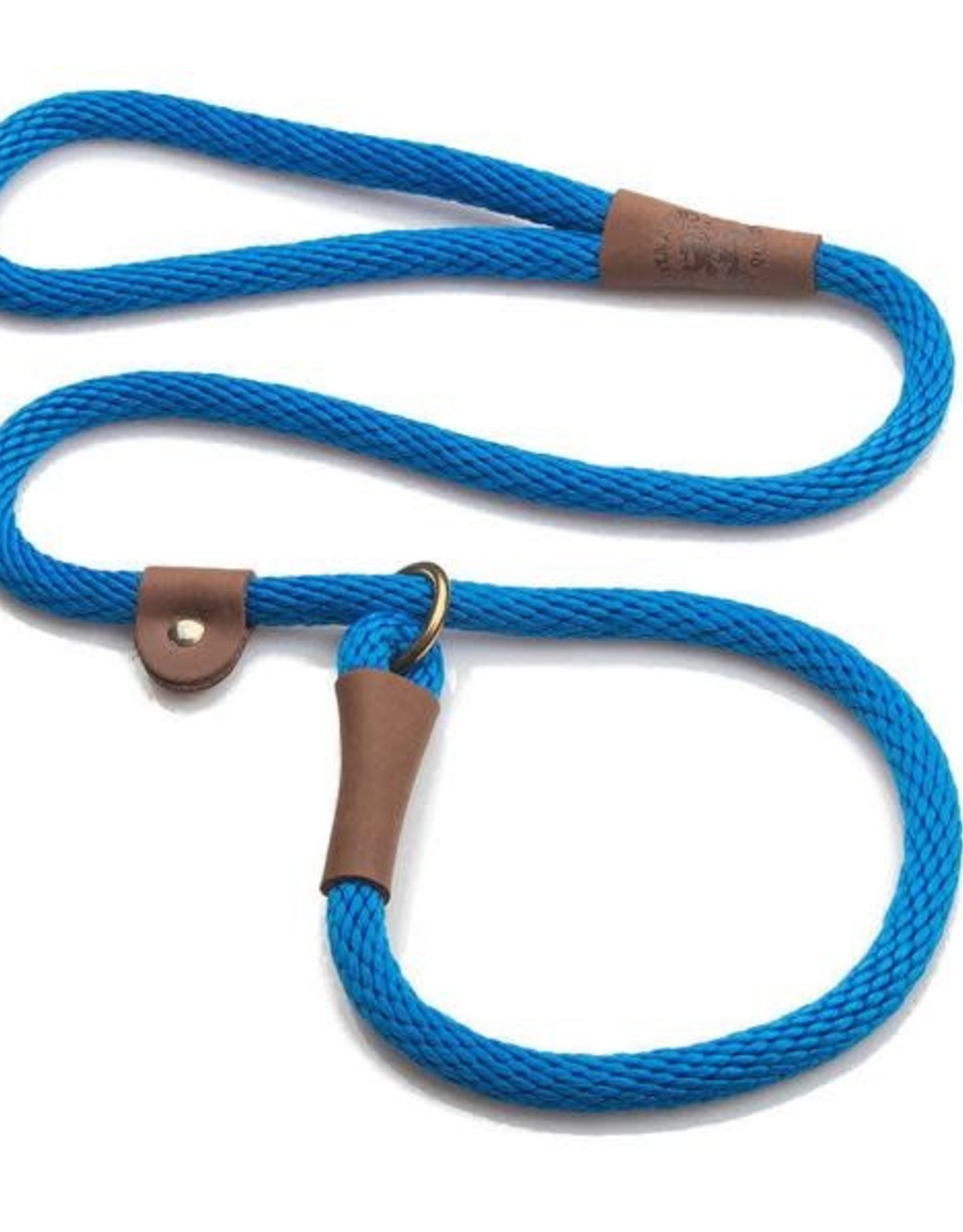 "Mendota Pet Mendota Pet Slip Lead 1/2"" Blue 6 ft"