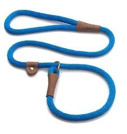 """Mendota Pet Mendota Pet Slip Lead 1/2"""" Blue 6 ft"""