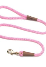 "Mendota Pet Mendota Pet 1/2"" Snap Lead Hot Pink 6 ft"