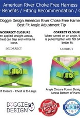 Doggie Design American River Choke-Free Harness