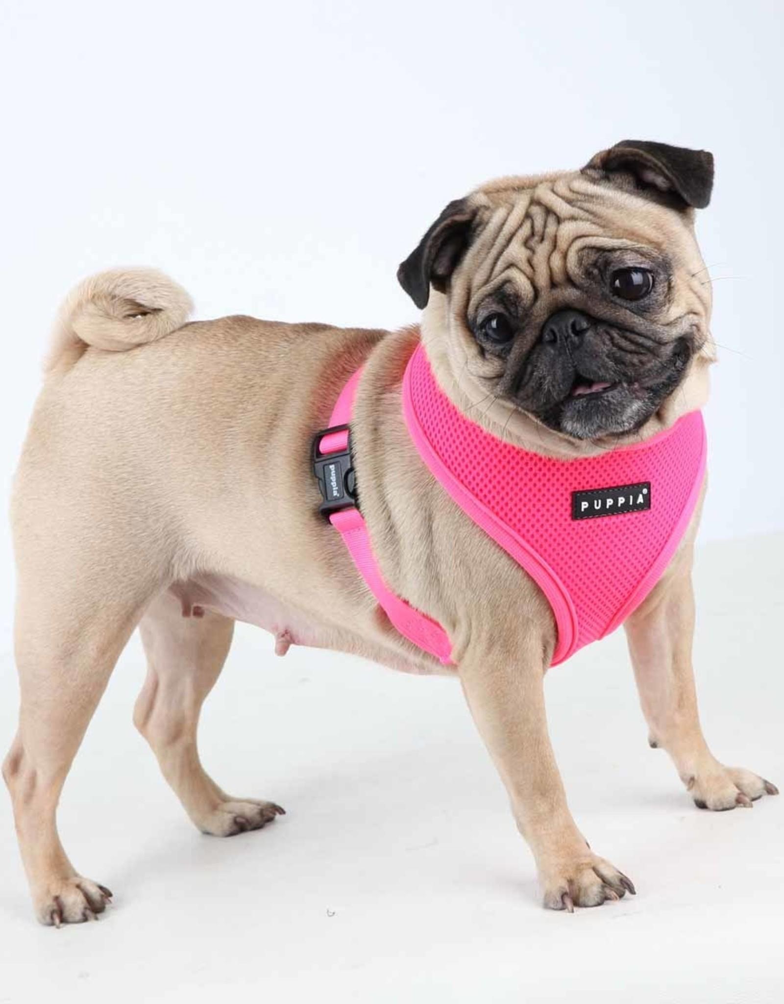 Puppia Puppia Neon Pink Harness