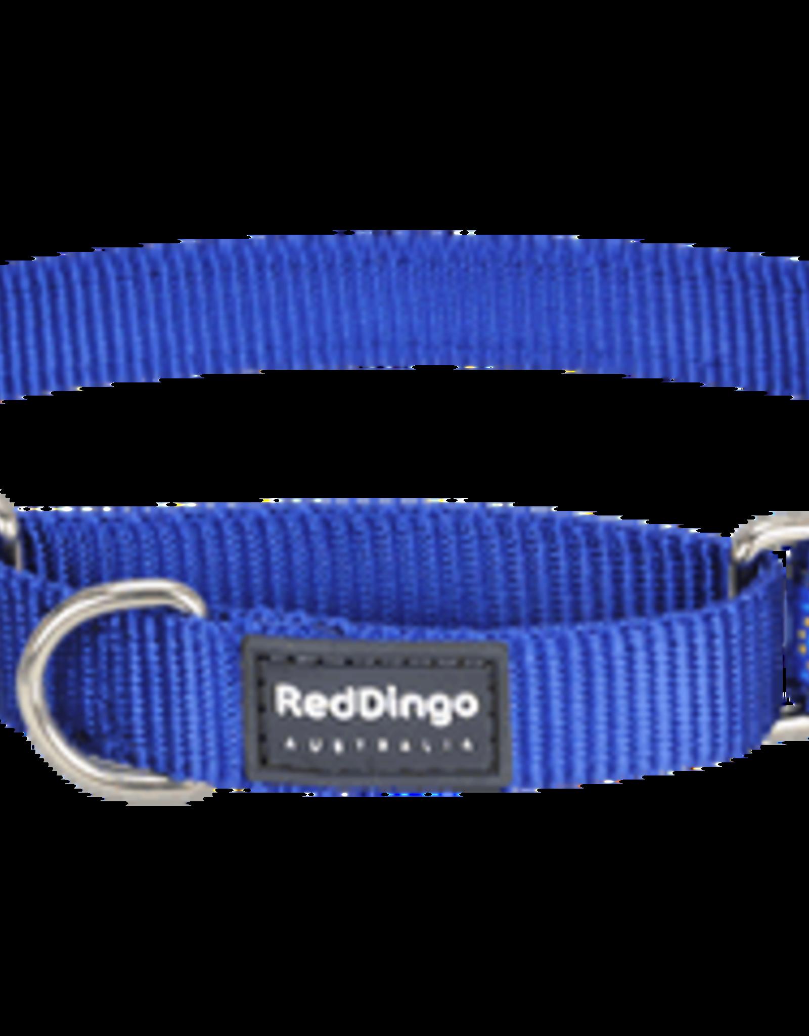 Red Dingo Red Dingo Cosmos Dark Blue Martingale Collar