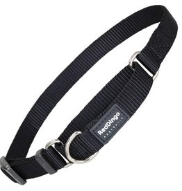 Red Dingo Red Dingo Black Martingale Collar