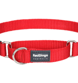 Red Dingo Red Dingo Red Martingale Collar