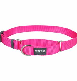 Red Dingo Red Dingo Pink Martingale Collar