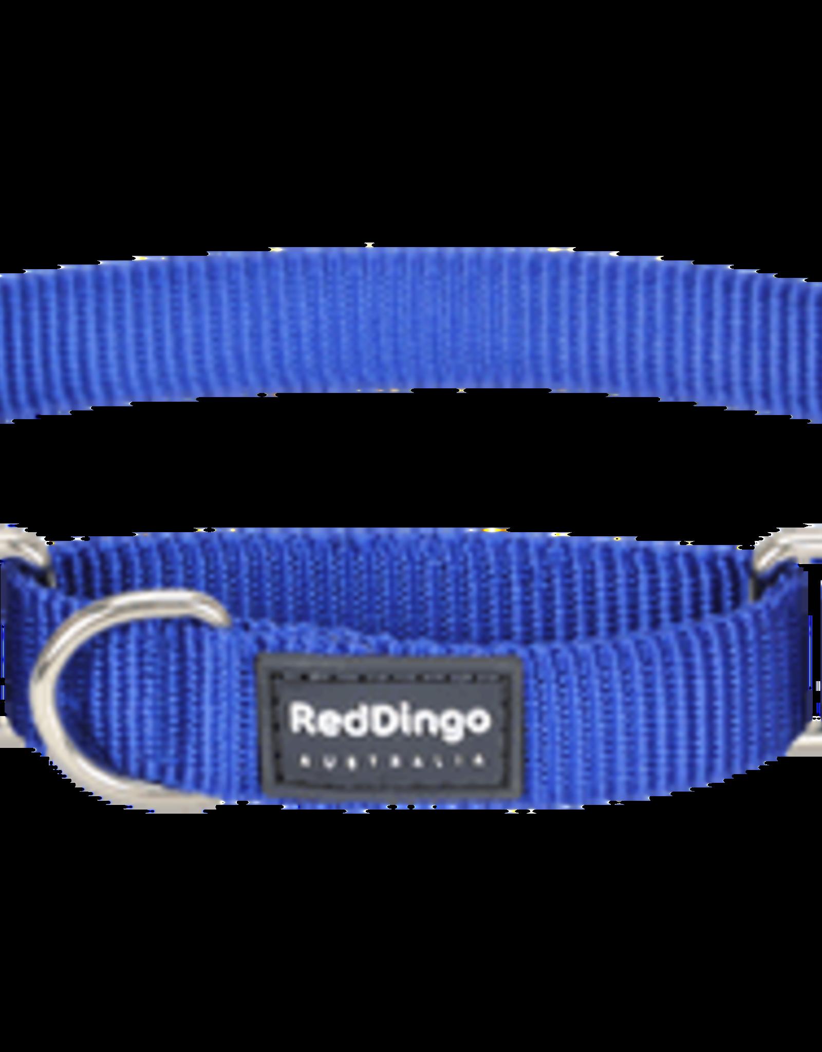 Red Dingo Red Dingo Dark Blue Martingale Collar