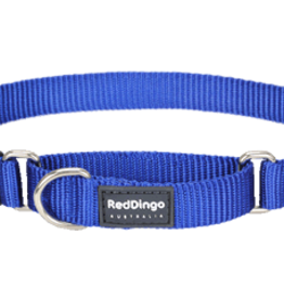 Red Dingo Red Dingo Dark Blue Martingale Collar