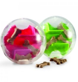 Planet Dog Orbee Tuff Mazee Interactive Toy