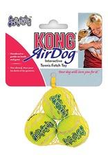 Kong 3 Pack SqueakAir Tennis Balls
