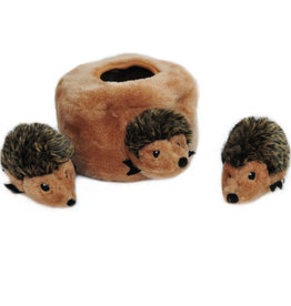 ZippyPaws ZippyPaws Hedgehog Den Burrow Toy