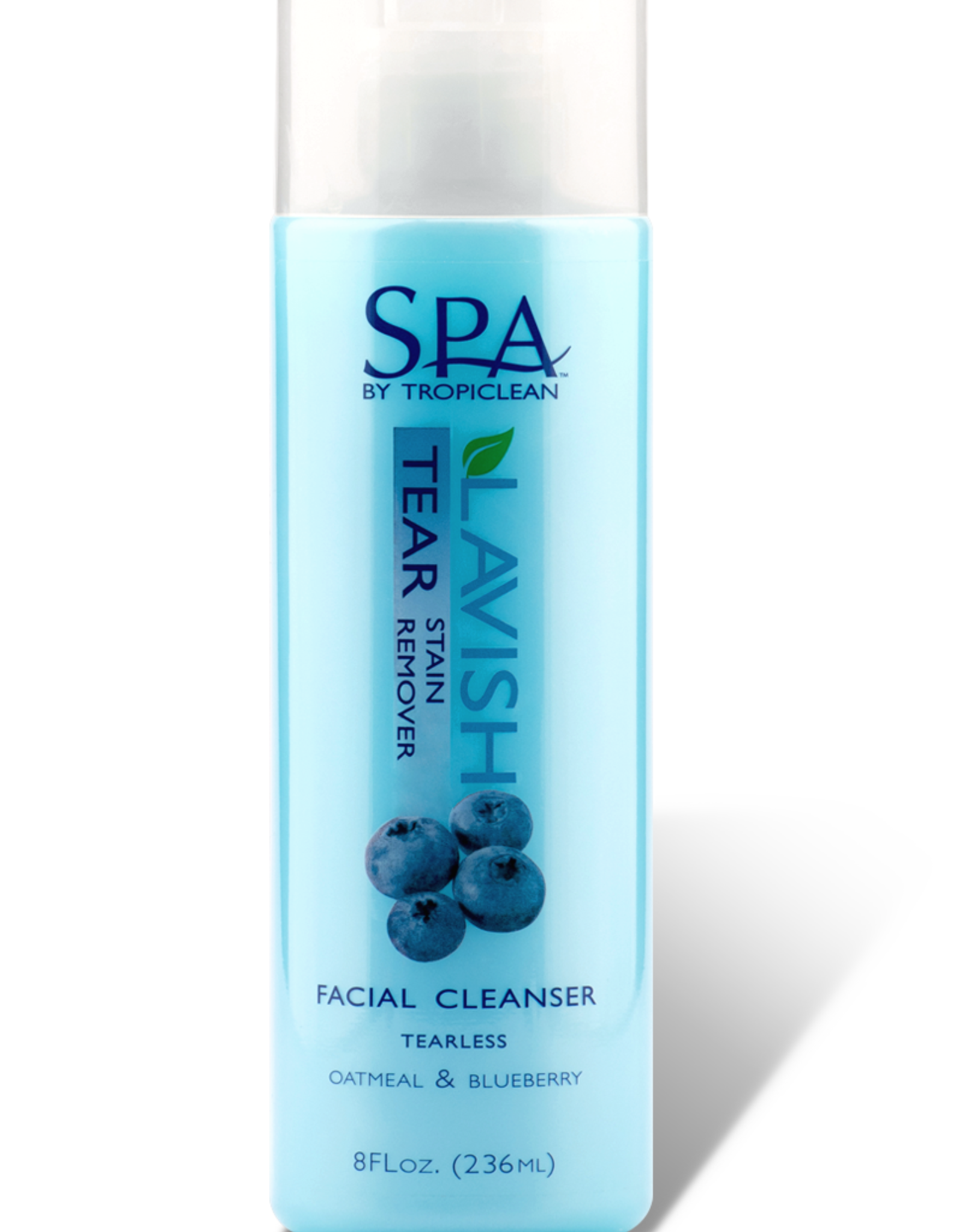 Tropiclean Tropiclean Spa Tear Stain Remover & Facial Cleanser - 8oz.