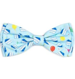 The Worthy Dog Birthday Bowtie