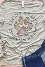 The Dapper Paw Living My Life Shirt