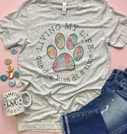 The Dapper Paw Living My Life Shirt