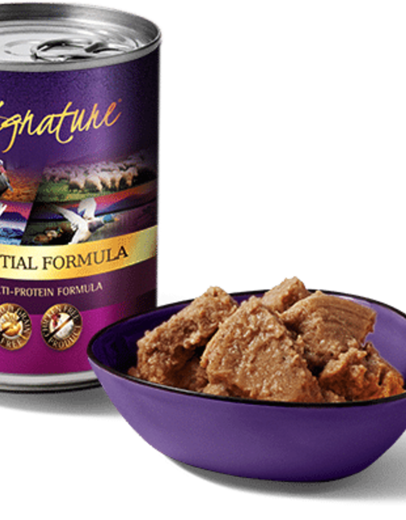 Zignature Zignature Canned Dog Food Zssentials