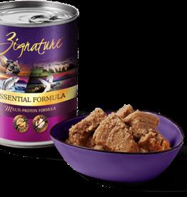 Zignature Zignature Canned Dog Food Zssentials