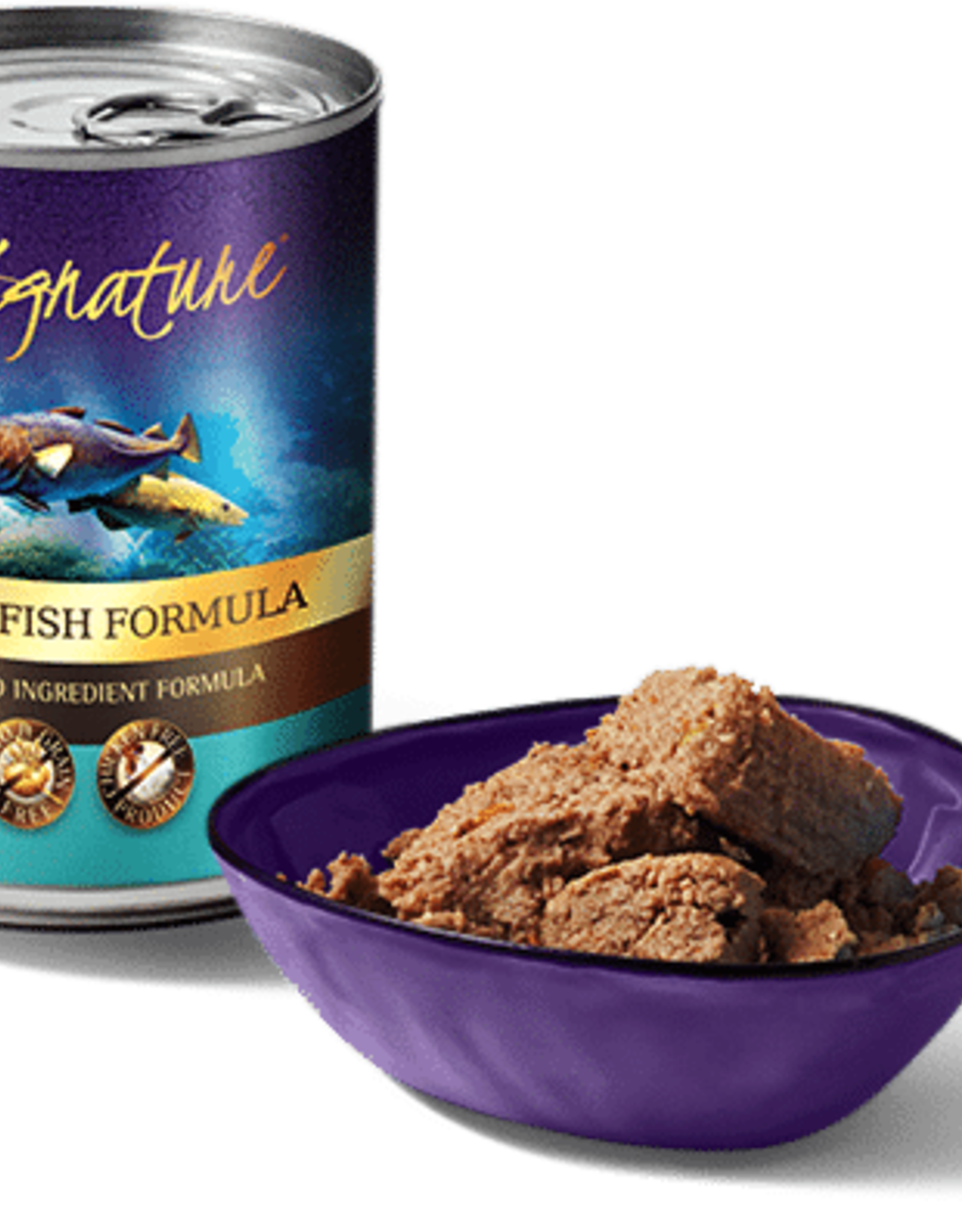 Zignature Zignature Canned Dog Food Whitefish
