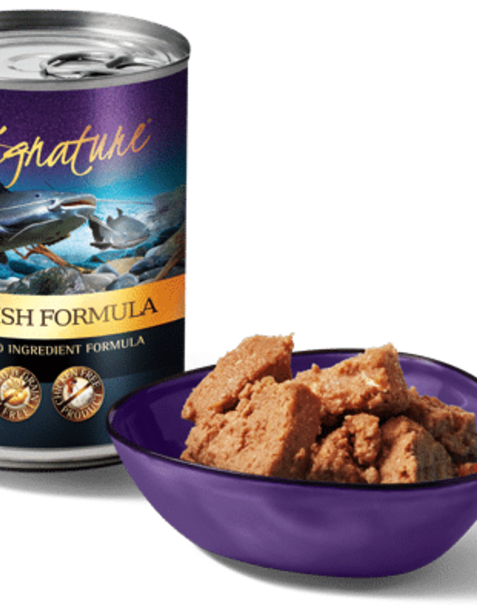 Zignature Zignature Canned Dog Food Catfish