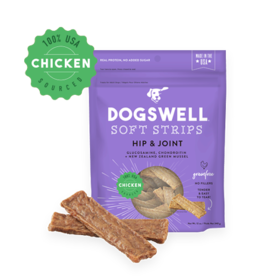 Dogswell Dogswell Hip & Joint Chicken Strips