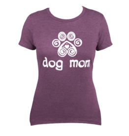 Dog Speak Dog Mom T-Shirt