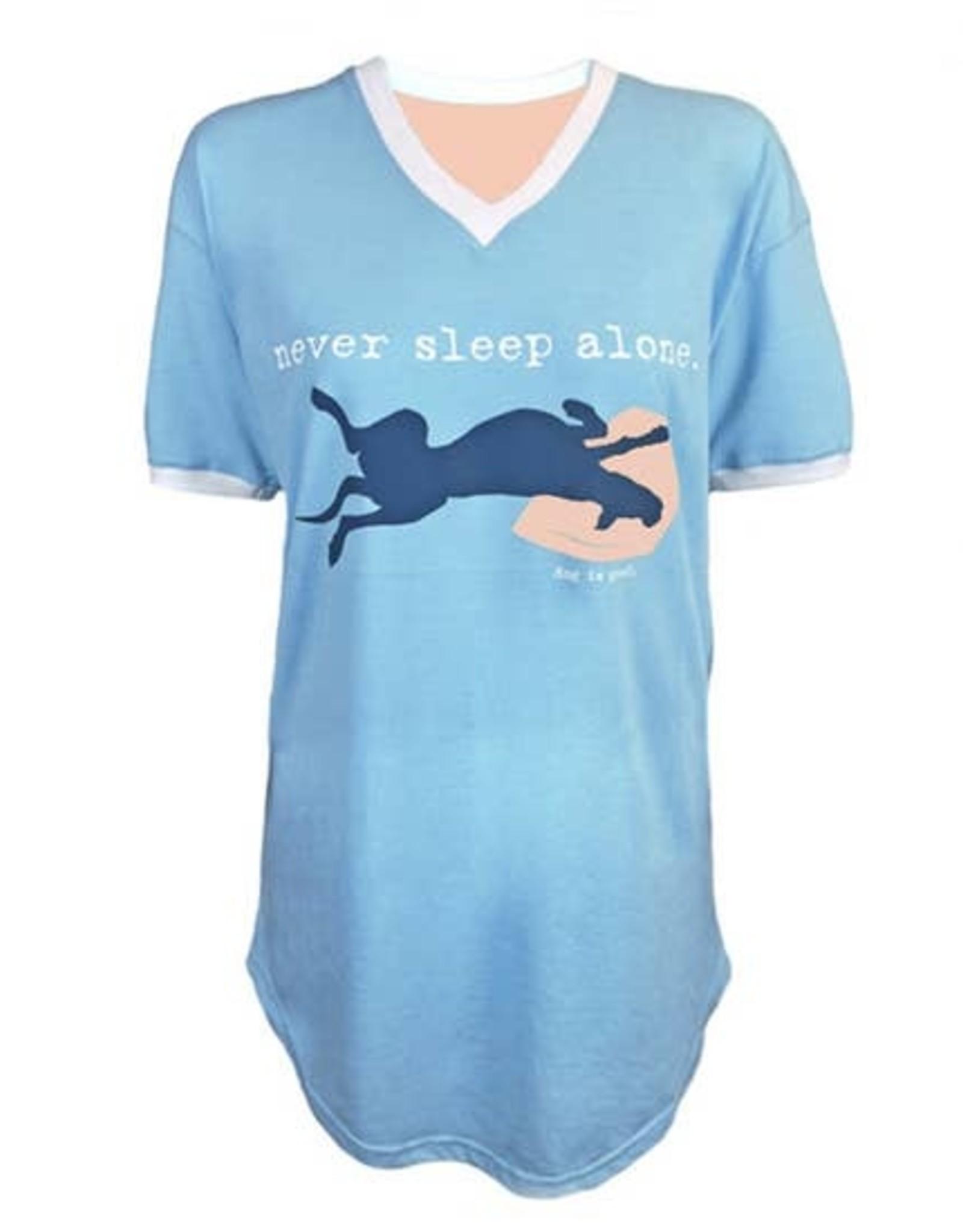 Dog is Good Dog is Good Night Shirt