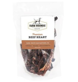 Farm Hounds Beef Heart - 3.5 oz