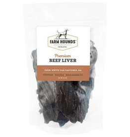 Farm Hounds Beef Liver - 3.5 oz