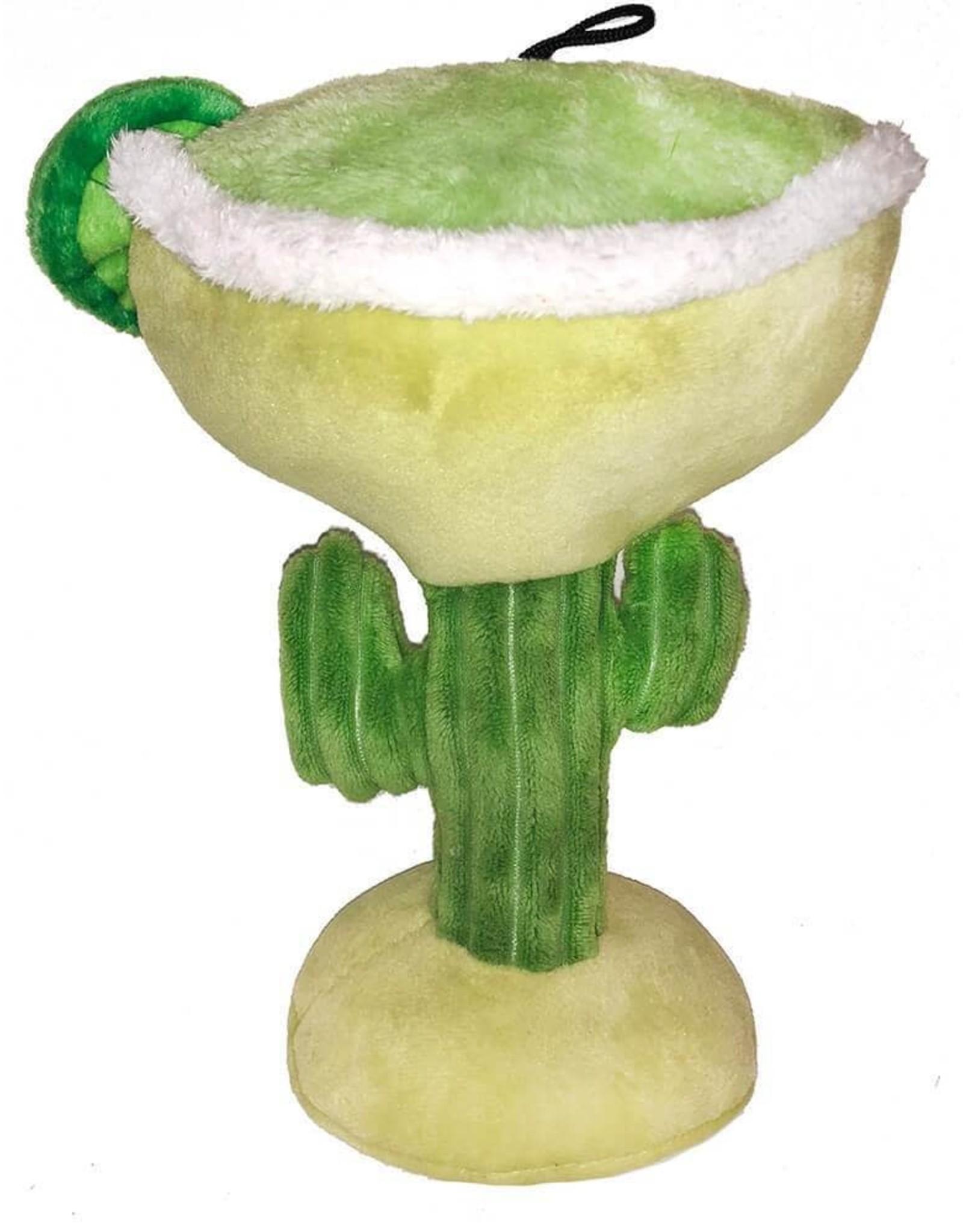 Huxley and Kent Lulubelle's Power Plush Margarita Toy