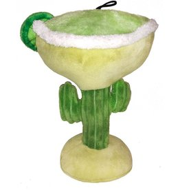 Huxley and Kent Lulubelle's Power Plush Margarita Toy