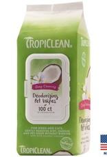 Tropiclean Tropiclean Deep Cleaning Wipes - 100ct.