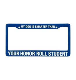 About Face Designs About Face Designs Honor Roll License Plate Holder