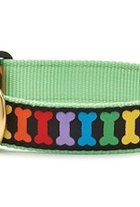 Up Country Rainbones Dog Collar