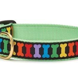 Up Country Rainbones Dog Collar