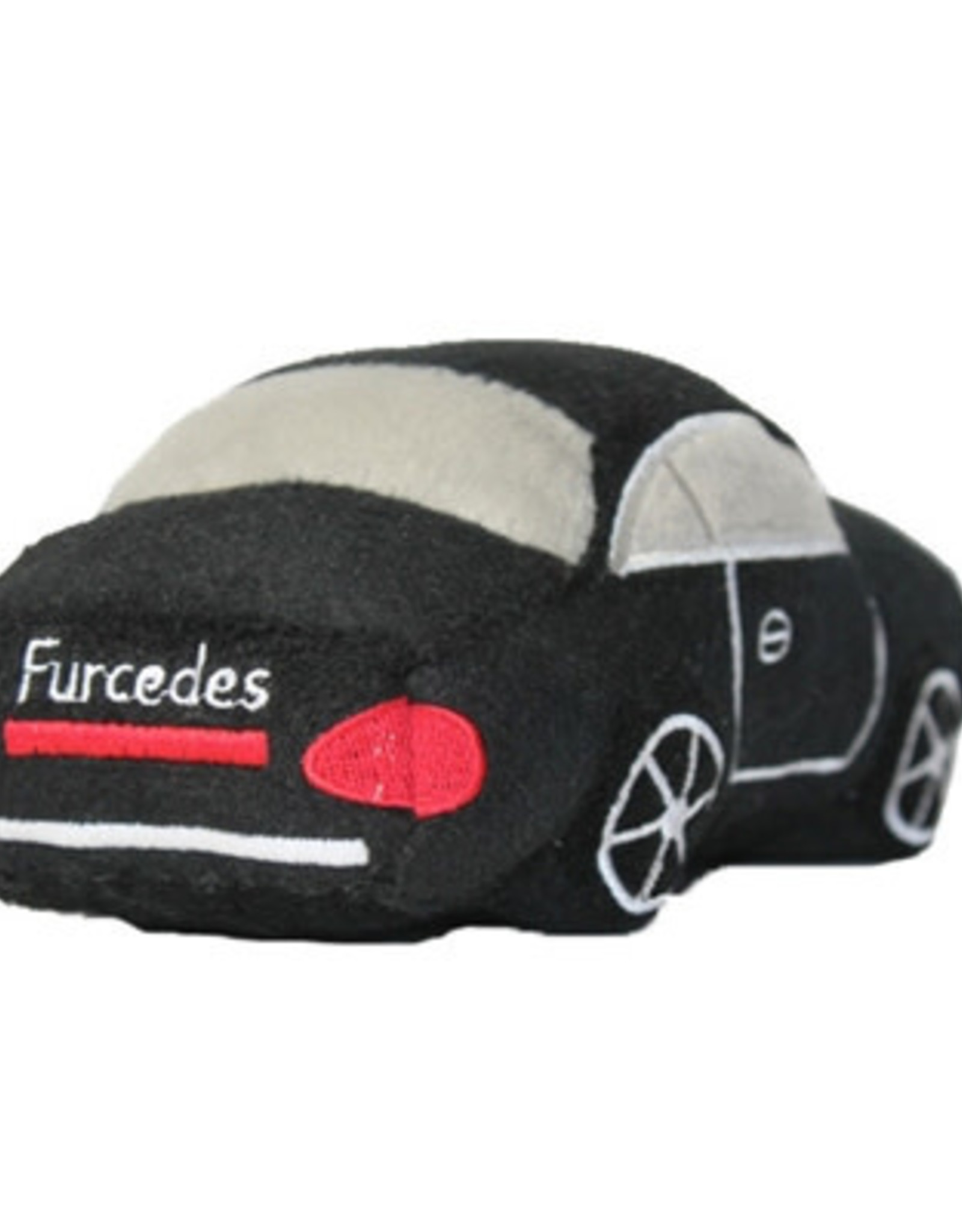 Haute Diggity Dog Furcedes Car Toy