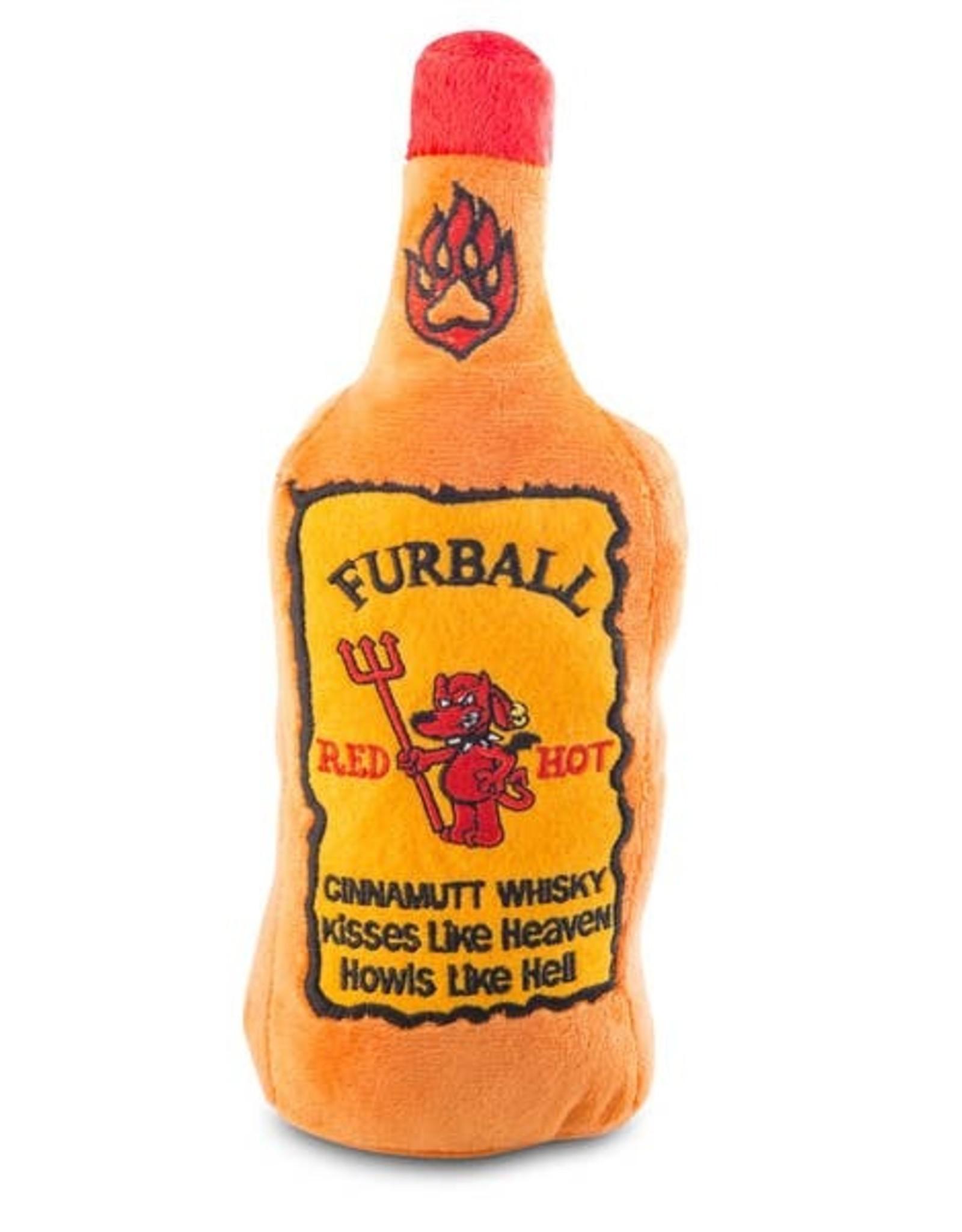 Haute Diggity Dog Furball Cinnamutt Whisky Toy