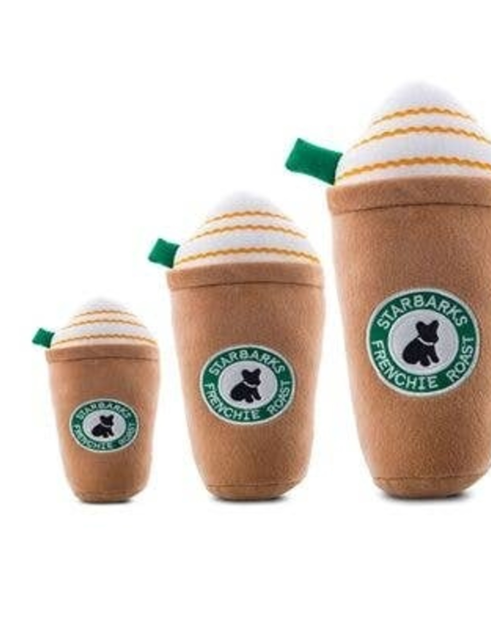 Haute Diggity Dog Starbarks Frenchie Roast Dog Toy
