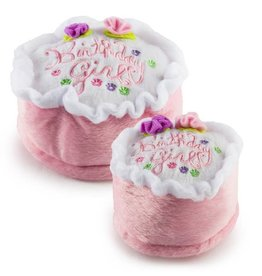Haute Diggity Dog Birthday Girl Cake Toy