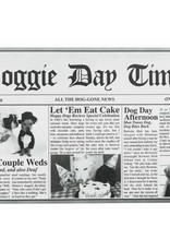 Doggie Day Times Placemat