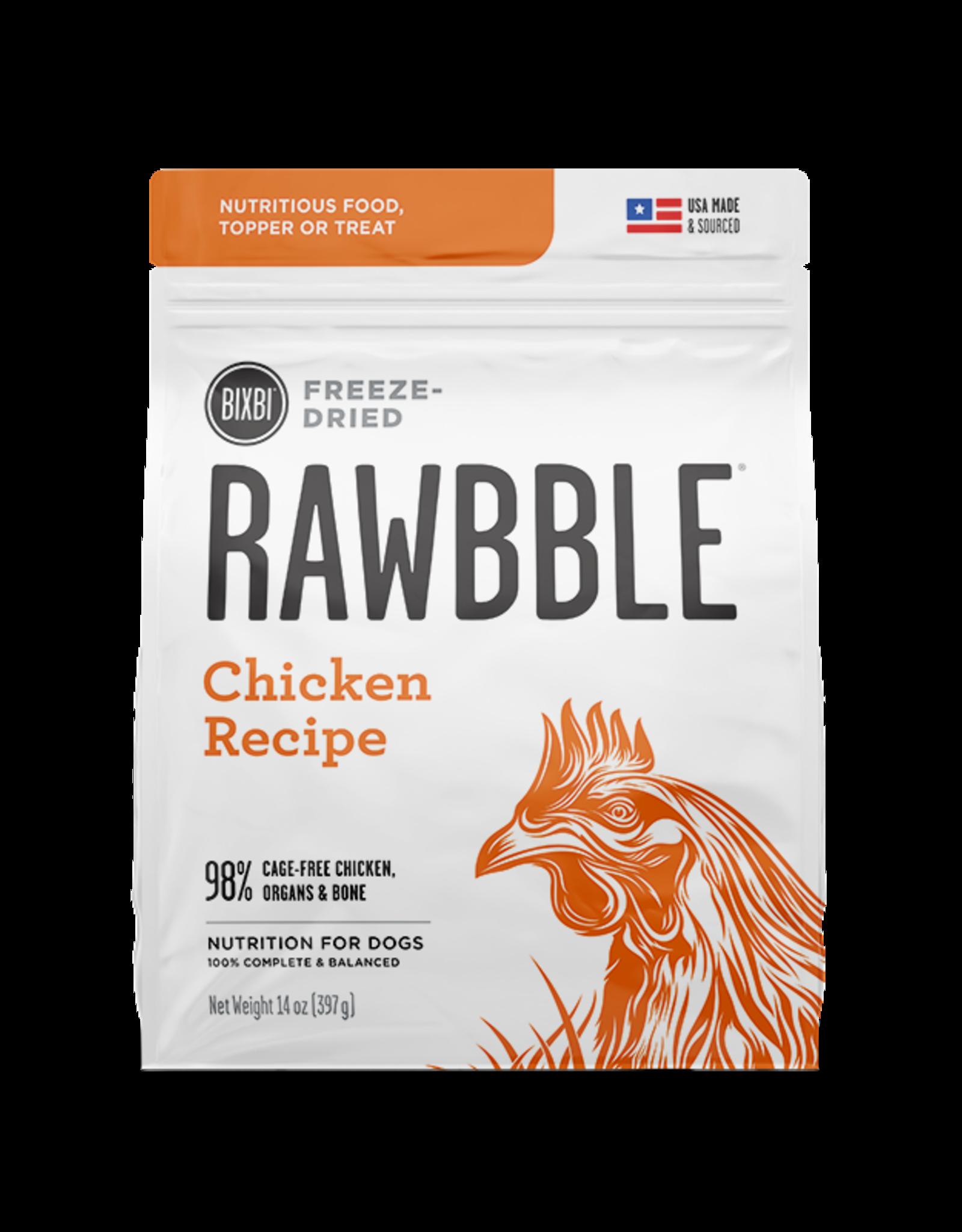 Bixbi Bixbi Rawbble Chicken