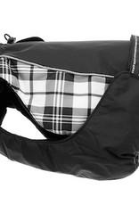 Doggie Design Alpine All-Weather Dog Coat Black & White