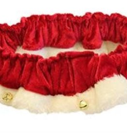 H&K H&K Santa Red Ruff Collar