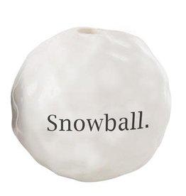 "Planet Dog Orbee Tuff 3.75"" Snowball"