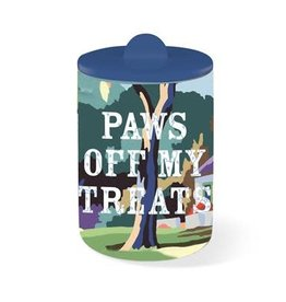 Pet Shop by Fringe Studio Trey Speegle Home Scene Treat Jar